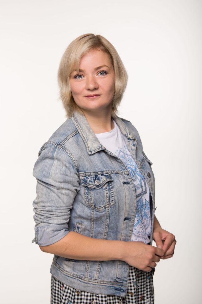 Елена Заиграева